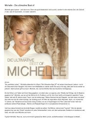 Michelle - Die ultimative Best of