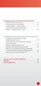 Bildungsangebot für Studierende 2014 - Seite 5