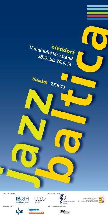 niendorf - Jazz Baltica