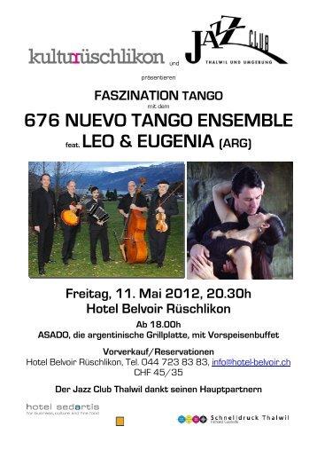 2012-05-11_Tango_Belvoir Flyer - Jazz-Club Thalwil