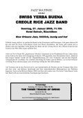 MASHA BIJLSMA SUPERBAND (NL) - Jazz-Club Thalwil - Seite 2