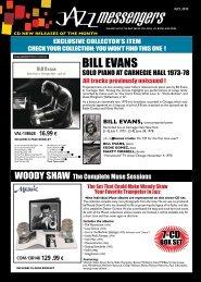 Download julio 2013 issue - Jazz Messengers
