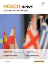 HOSCH news - JournalistenBüro Herne