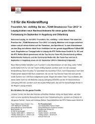 Der Pressetext als pdf zum Download - JournalistenBüro Herne
