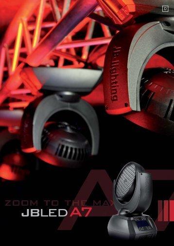 JBLEDA7_8Seiter_2011D_Print_EV_Neu_Layout 1 - JB-lighting ...