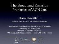 The Broadband Emission Properties of AGN Jets