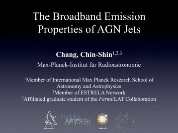 The Broadband Emission Properties of AGN Jets