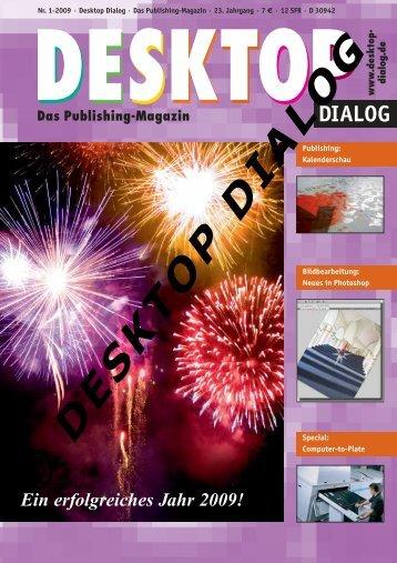 Desktop Dialog Nr. 1-2009