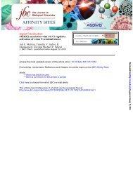 MEKK2 paper Aug 7 - The Journal of Biological Chemistry