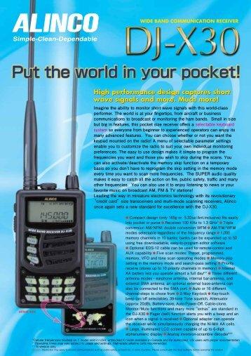 High performance design captures short wave signals ... - Radios-UK