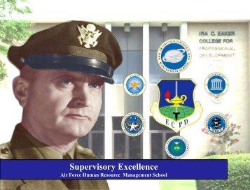 Supervisory Courses