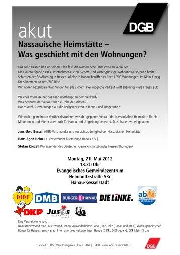 Acil Nassauische Heimstätte - Dkp-Hessen