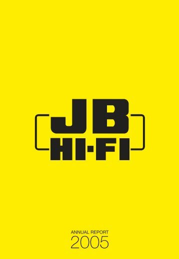 financial evaluation of jb hifis performance Free essay: jb hi fi ltd company analysis report executive summary  this  report analyses 15 ratios of jb hi-fi's financial performance and.