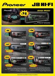 Starts 27/05/13, Ends 09/06/13. See Page 4 For Conditions. - JB Hi Fi