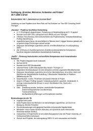 Dokumentation_ AG1.pdf - Jugendberufshilfe Thüringen e.V.