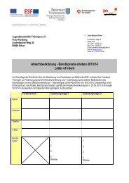 Absichtserklaerung BPE_13_14 - Jugendberufshilfe Thüringen e.V.