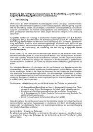 LAB-Thüringen Empfehlung Ausbildung junge Menschen ... - bei WAP!