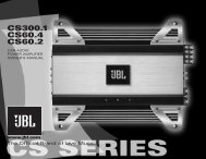 JBL CS60-4.pdf - Hifi-pictures.net