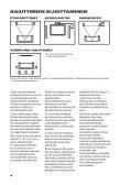 OMISTAJAN KÄSIKIRJA - JBL.com - Page 4
