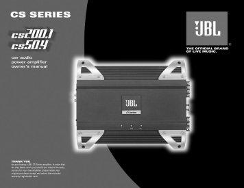 958.68KB PDF - JBL
