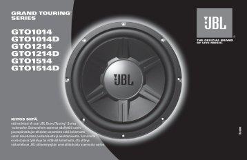 Grand Touring Series - JBL.com