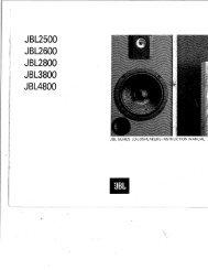 371.86KB PDF - JBL