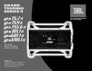 Basspro om - jb - JBL.com