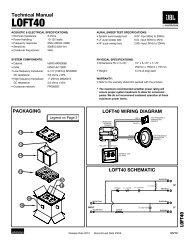 LOFT40 - JBL