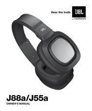 J88a/J55a - JBL.com
