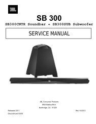 SB 300 - JBL.com