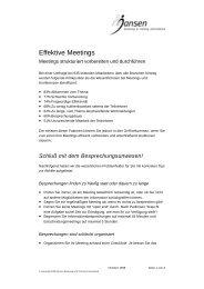 Erfolgstip des Monats 1999-09 - Effektive Meetings.pdf - Jansen ...