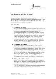 Erfolgstip des Monats 2002-10 - Karriererhetorik für Frauen.pdf