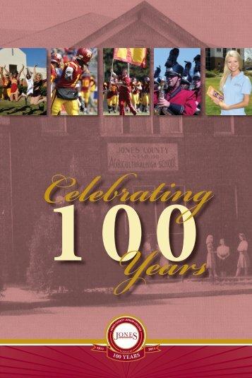 100 YEARS - Jones County Junior College
