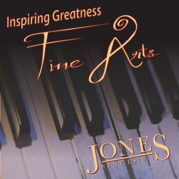 Inspiring Greatness - Jones County Junior College