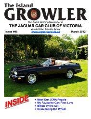 INSIDE - Jaguar Clubs of North America