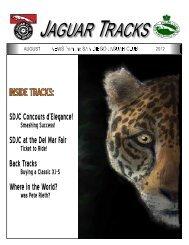 aguar racks - Jaguar Clubs of North America