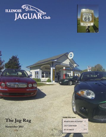 special breed - jaguar clubs of north america