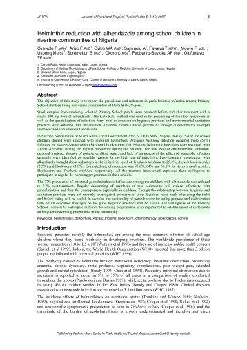 annotated bibliography jcu