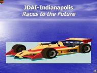 Spotlight on Success Indianapolis (2008 ... - JDAI Helpdesk