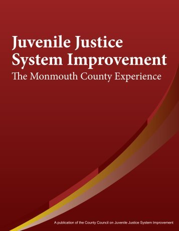 Juvenile Justice System Improvement - JDAI Helpdesk