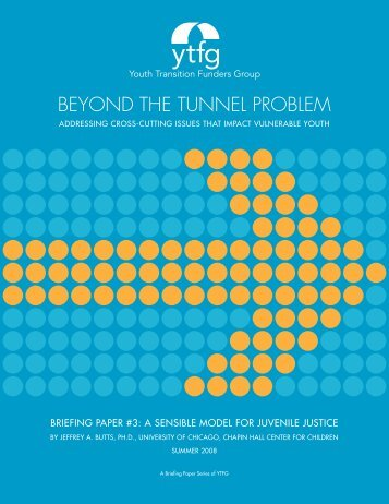 A Sensible Model for Juvenile Justice - JDAI Helpdesk
