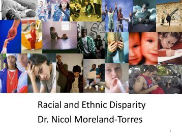 Bernalillo County NM Racial and Ethnic Disparity ... - JDAI Helpdesk