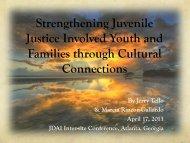 Cultural Connections - San Jose-Los Angeles ... - JDAI Helpdesk