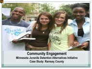 Community and Family Engagement Strategies ... - JDAI Helpdesk