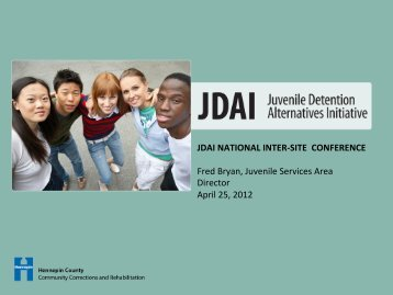 Hennepin County MN - JDAI Helpdesk