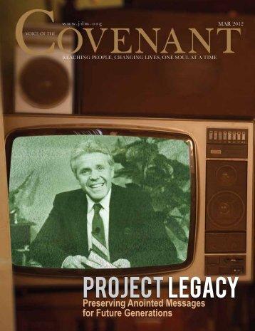 Project Legacy - Jesse Duplantis Ministries