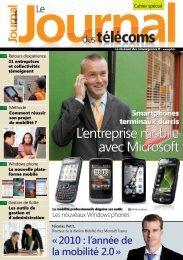 version haute définition - Le Journal Des Télécoms