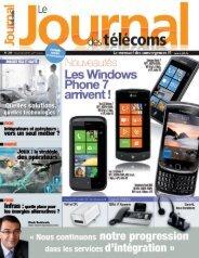 icones - Le Journal Des Télécoms