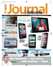 The new phone family - Le Journal Des Télécoms