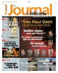 télécharger - Le Journal Des Télécoms